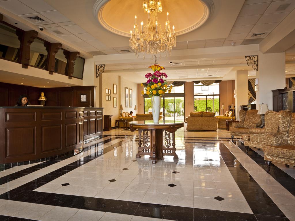 Hotel Plaza Campeche **** in Campeche