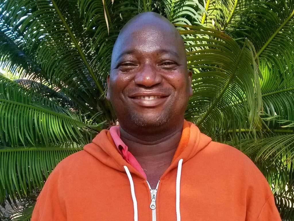 Omari Salim Mwambega