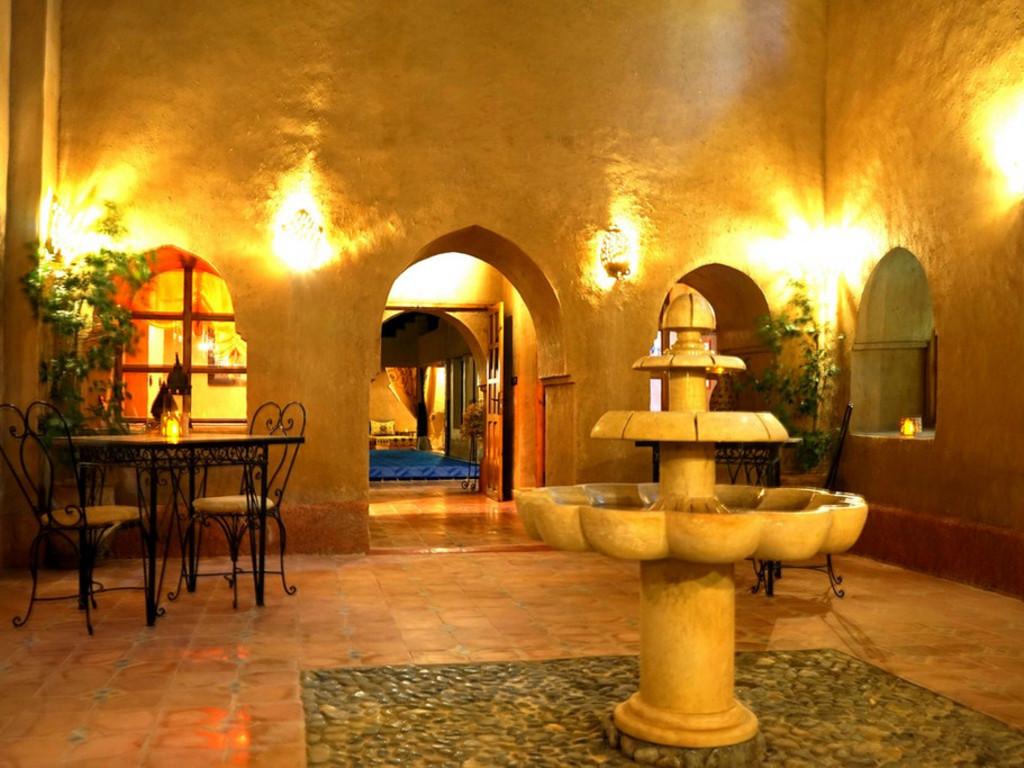 Kasbah-Hotel Aït Ben Damiette **** in Skoura