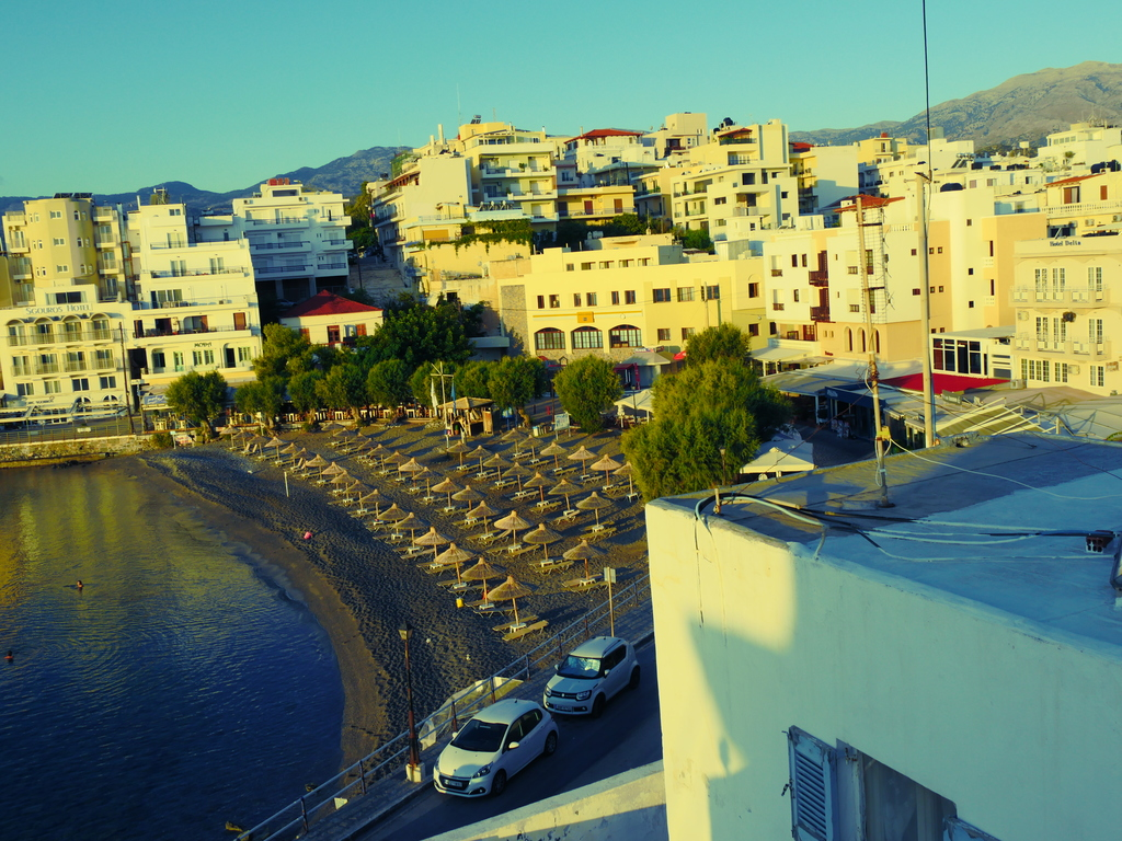 Pergola ** in Agios Nikolaos