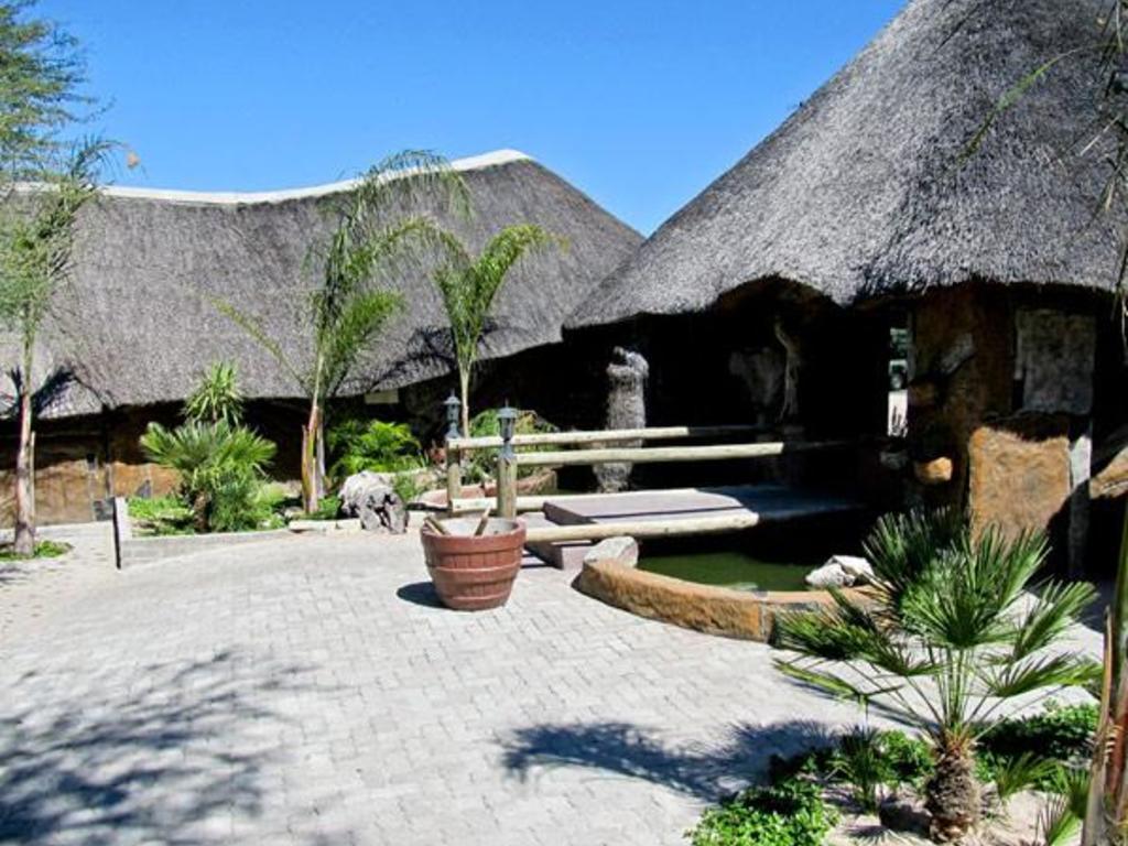 Elephant Sands Lodge *** bei Nata
