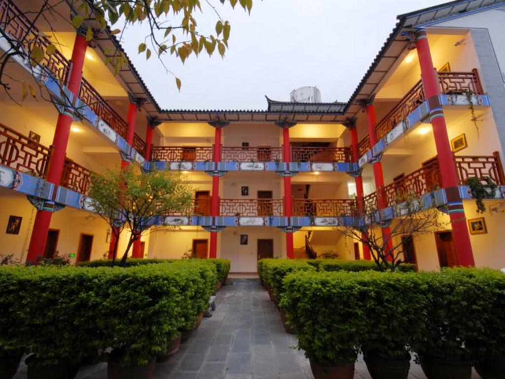 Hotel Landscape*** in Dali