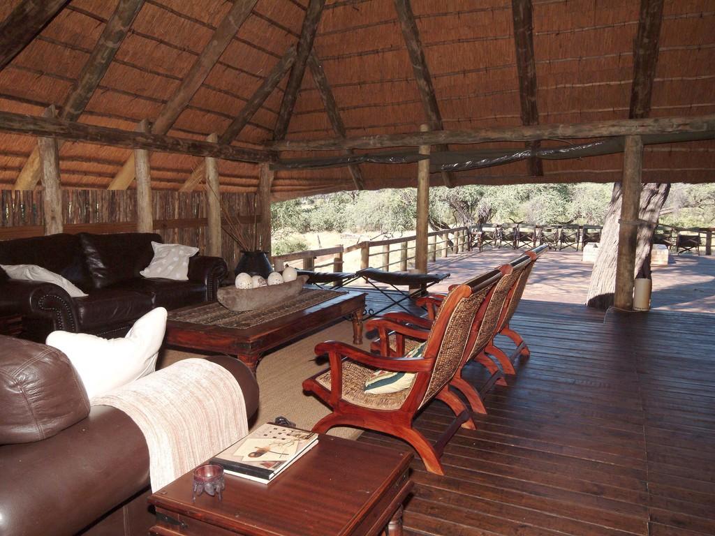 Mogothlo Tented Camp *** in der Gomoti Region