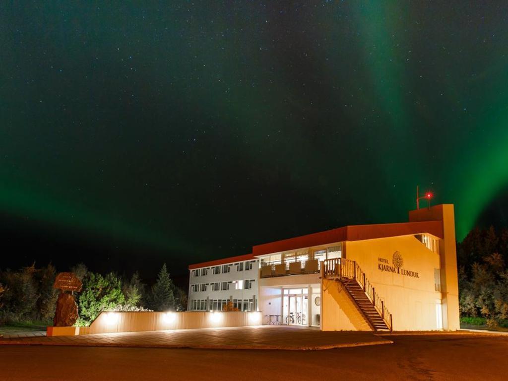 Hotel Kjarnalundur  *** in Akureyri