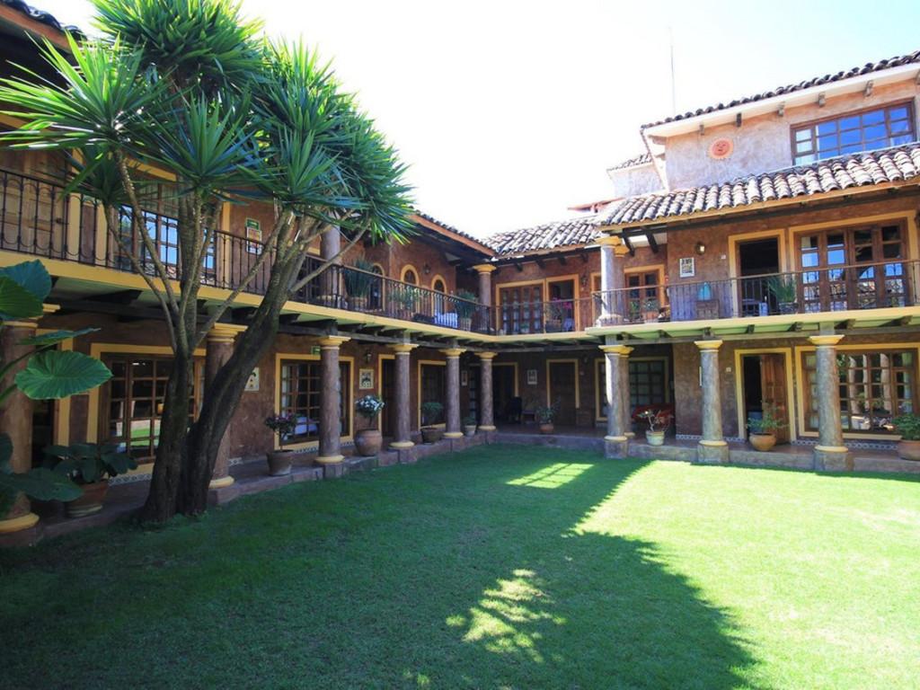 Casa Mexicana *** in San Cristóbal de las Casas