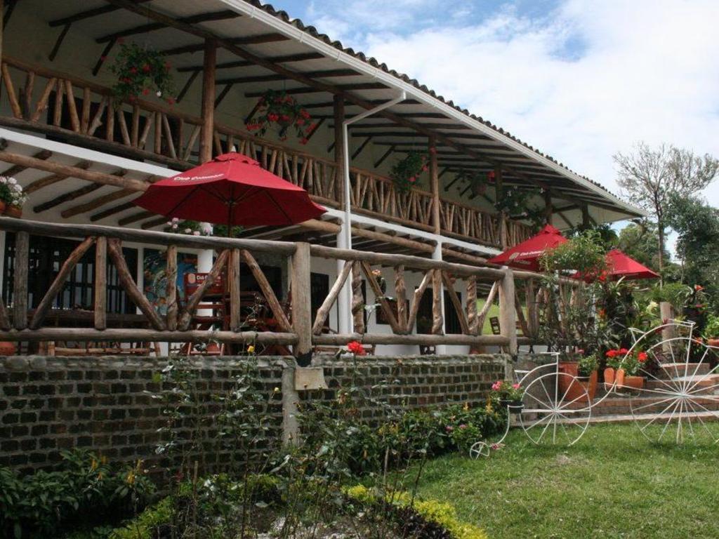 Akawanka Lodge ***(*) in San Agustín