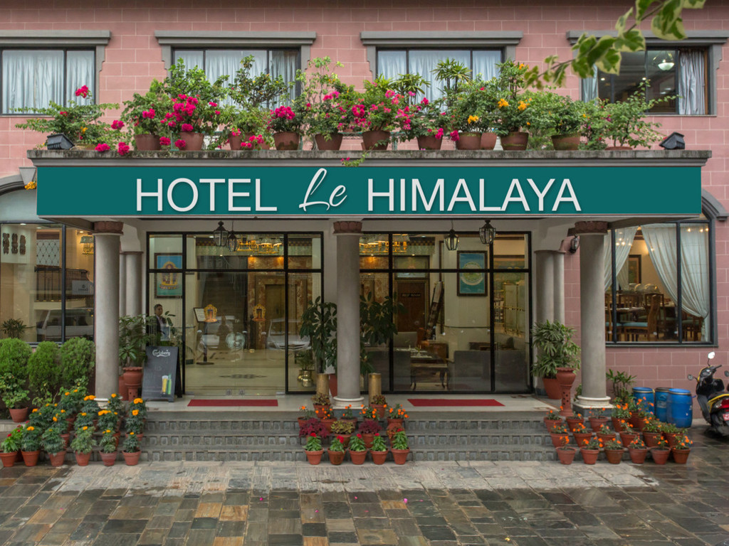 Le Himalaya *** in Kathmandu