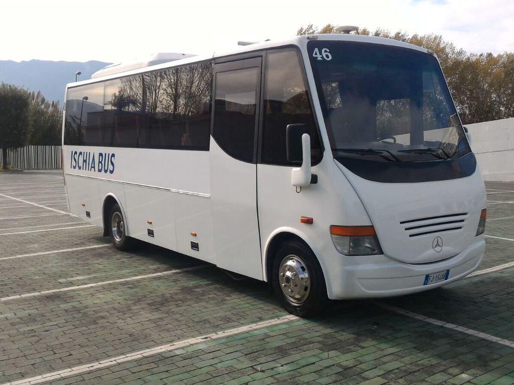 Beispielfoto für unsere Minibusse in Neapel