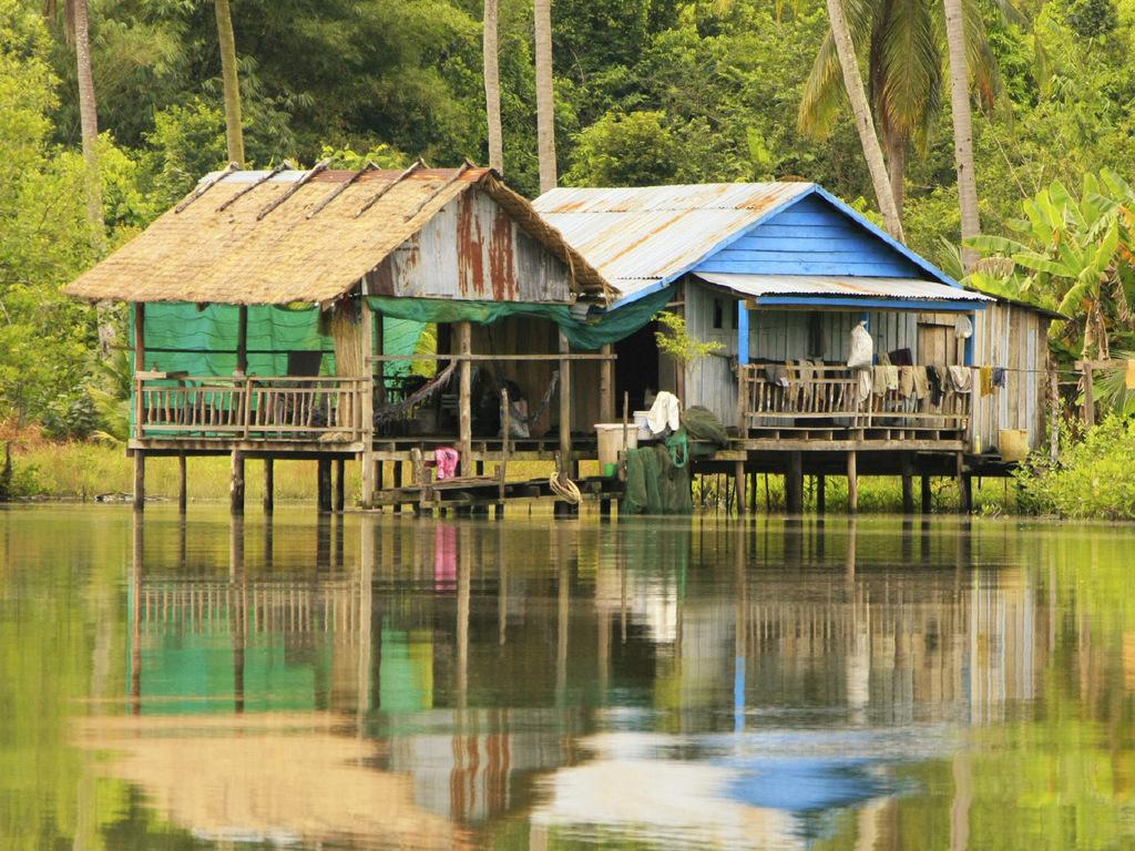 Siem Reap: Banteay Srei-Tempel, Bootsfahrt auf dem Tonle Sap-See