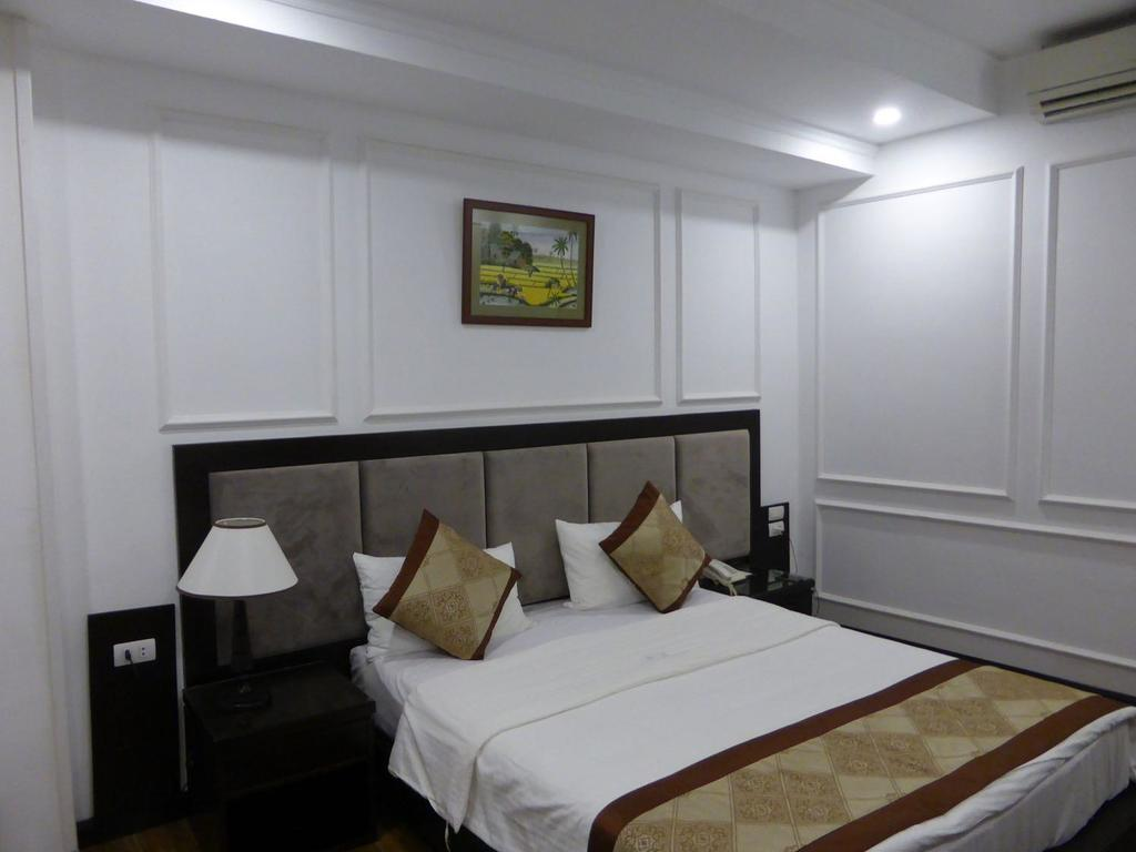 Hotel Hong Ngoc Cochinchine*** in Hanoi