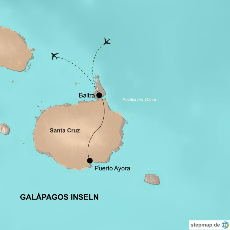 Ecuador mit Galápagos Inseln – Vom Amazonas durch die Anden auf die Galápagos Inseln
