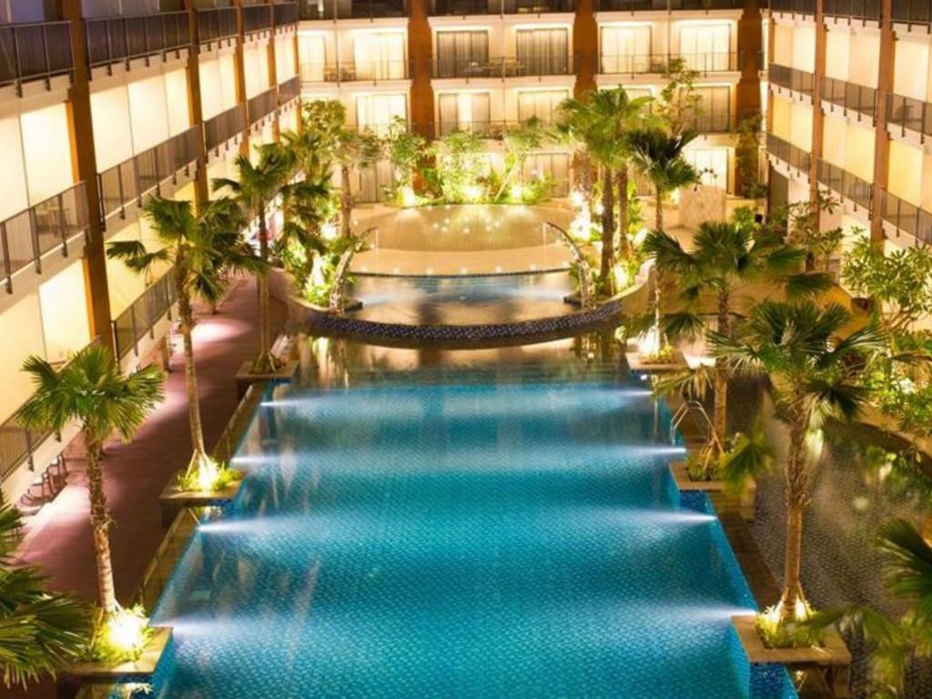 Swiss-Belhotel *** in Denpasar