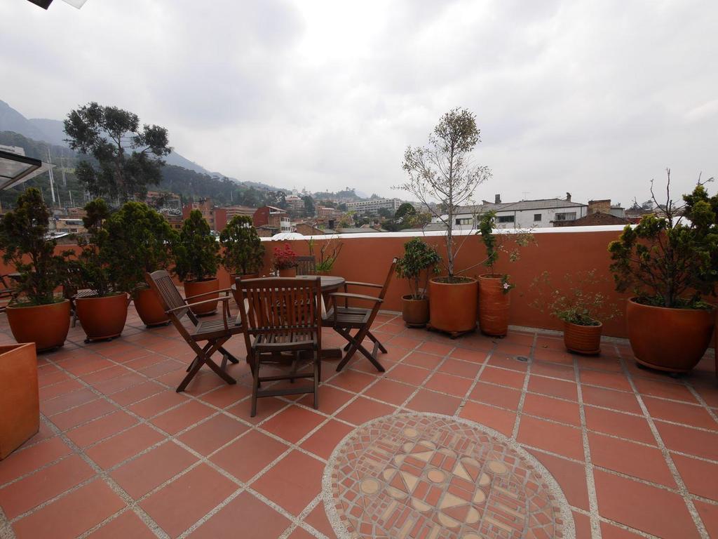 Hotel Casa Deco *** in Bogotá