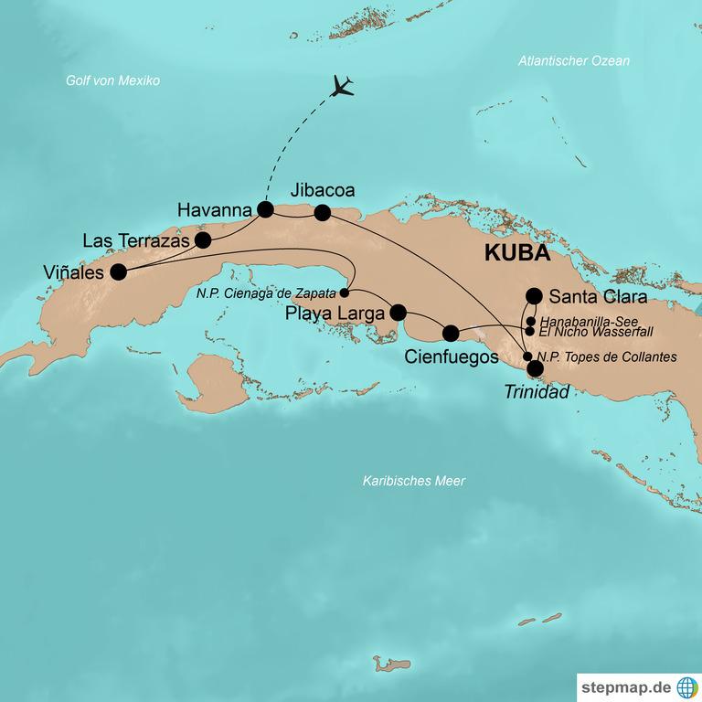 Kuba: der Westen – Höhepunkte West- und Zentralkubas