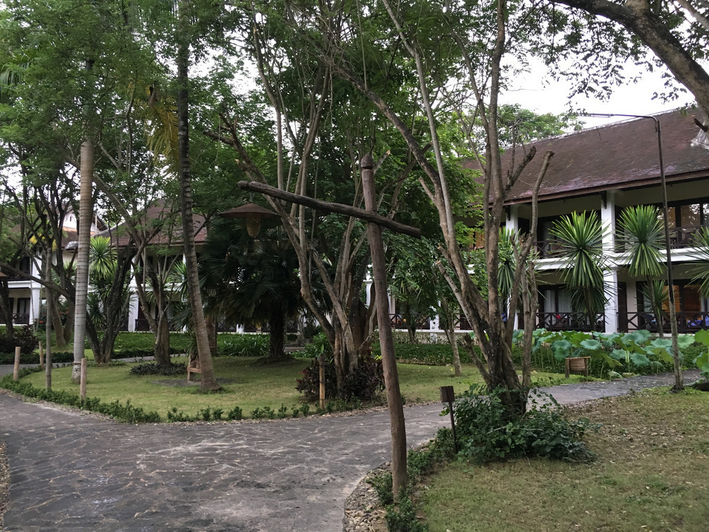 Villa Santi Resort **** in Luang Prabang