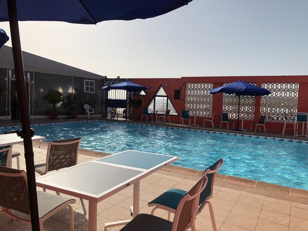 Hotel La Madrague *** in Dakar