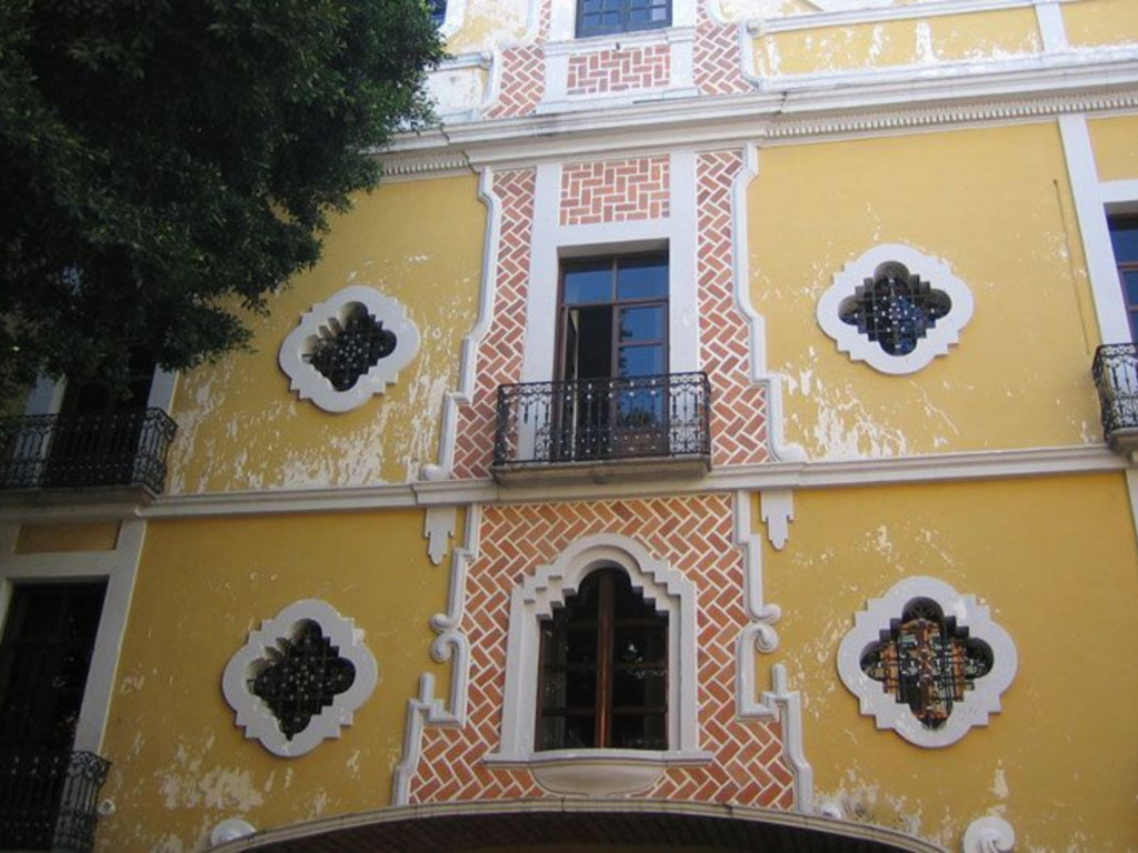 Hotel Colonial*** in Puebla