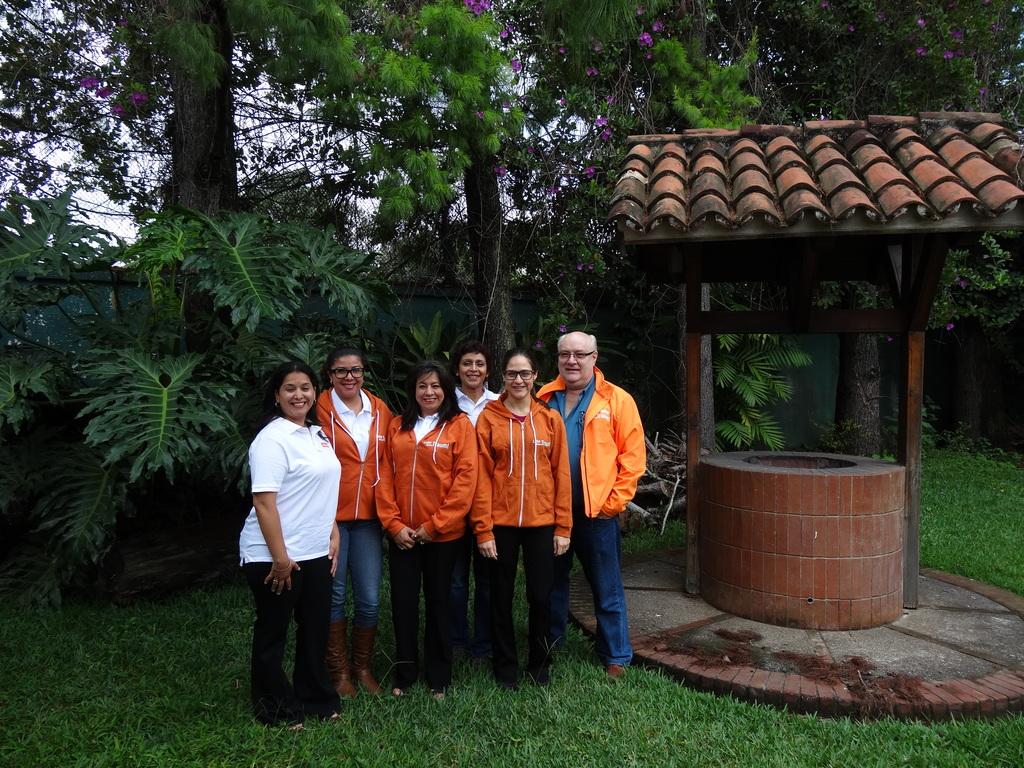 Unser Team in Guatemala Stadt