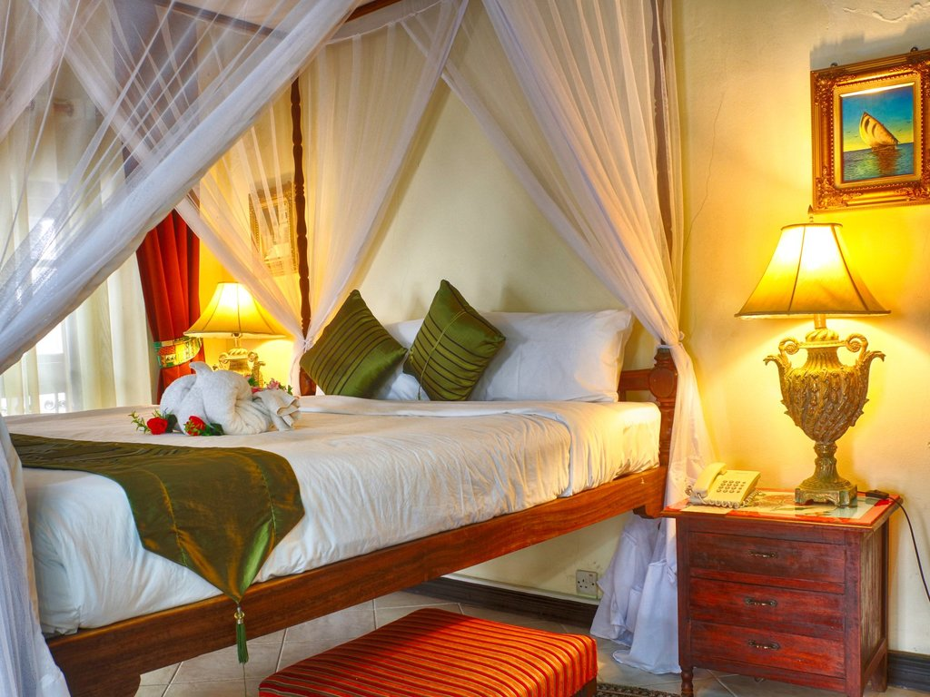 Africa House Hotel ***(*) in Sansibar