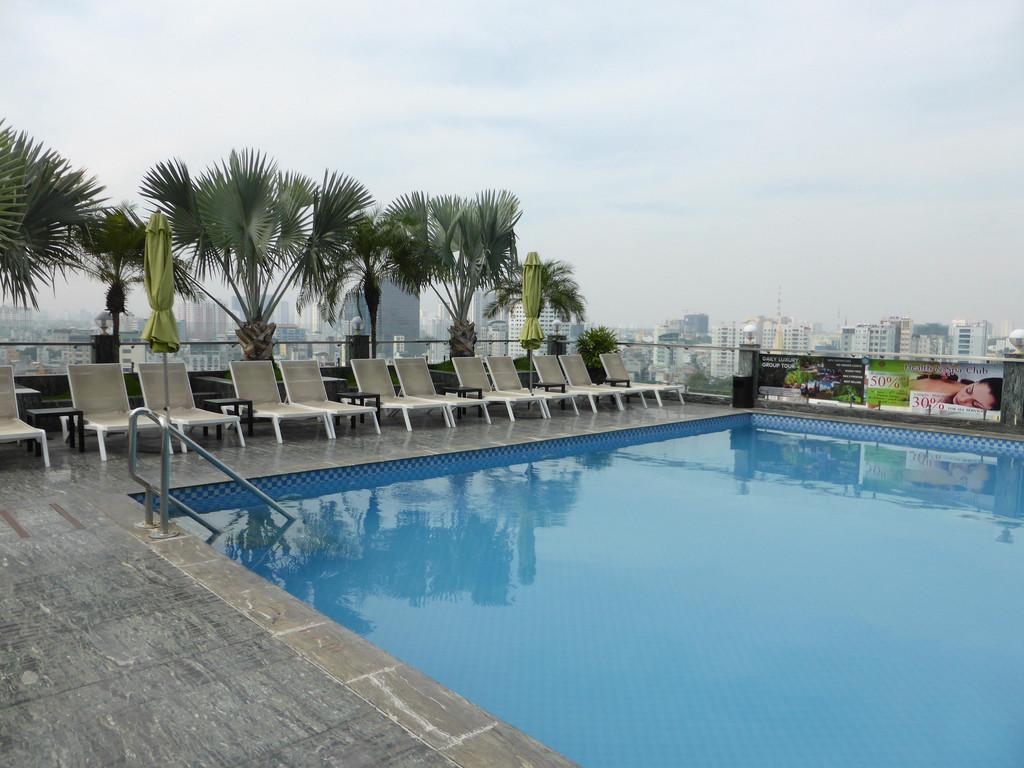 Hotel Eden Star***(*) in Ho-Chi-Minh-Stadt