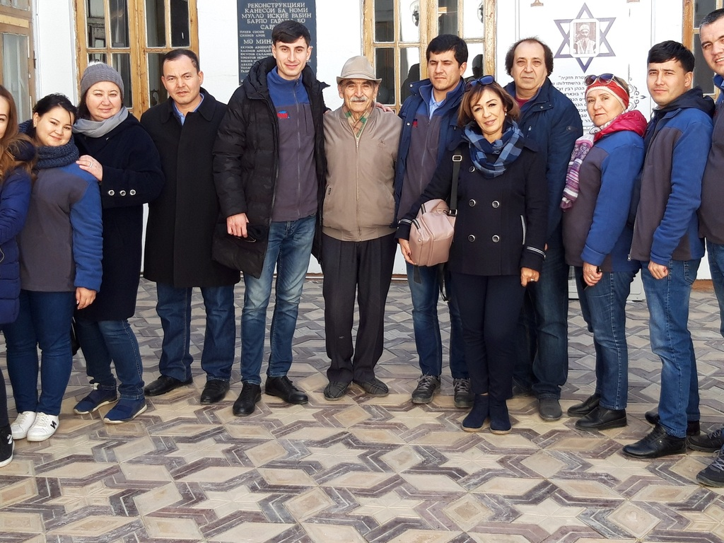 Unser Team in Turkmenistan