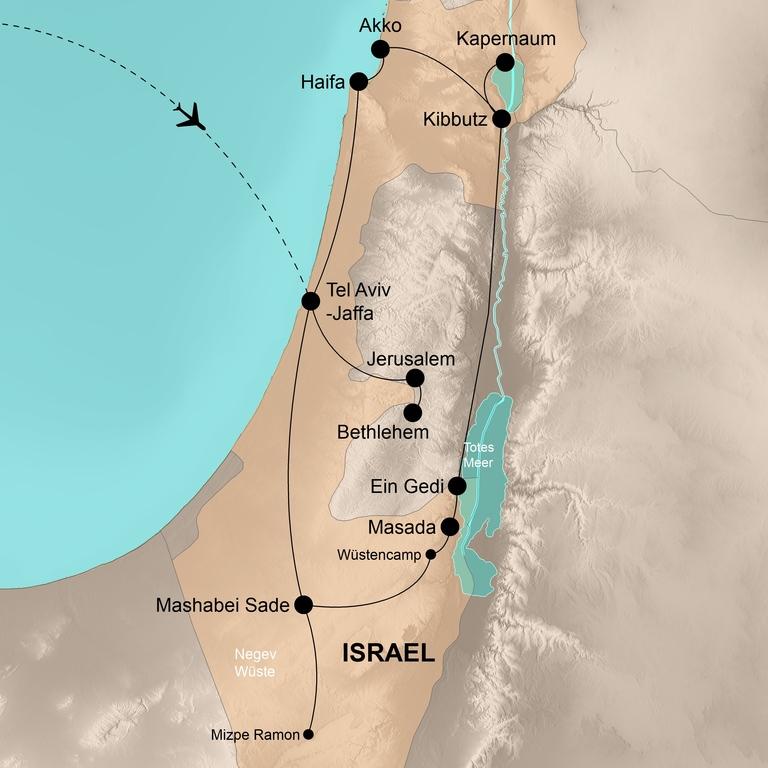 Israel – Der Orient der Moderne