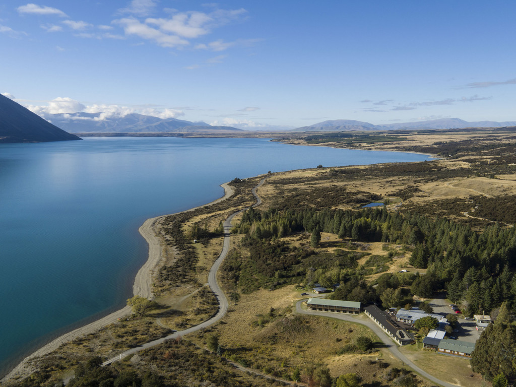 Lake Ohau Lodge *** in McKenzie Country