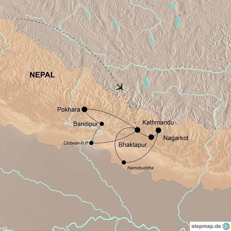 Nepal – Im Herzen des Himalaya