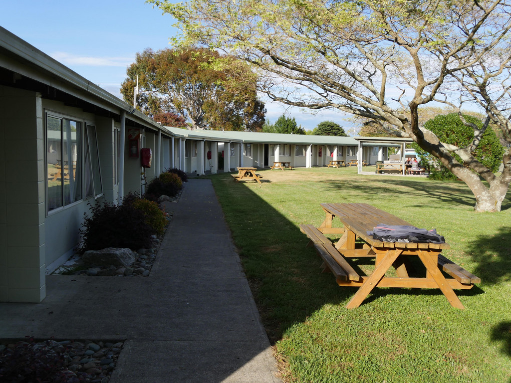 Tahuna Top 10 Holiday Park  in Nelson