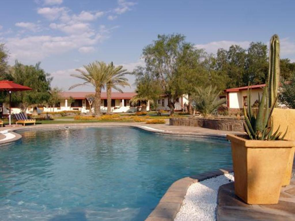 Namib Desert Lodge ***(*)