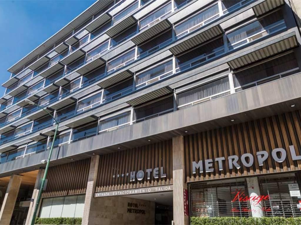 Hotel Metropol *** in Mexiko-Stadt