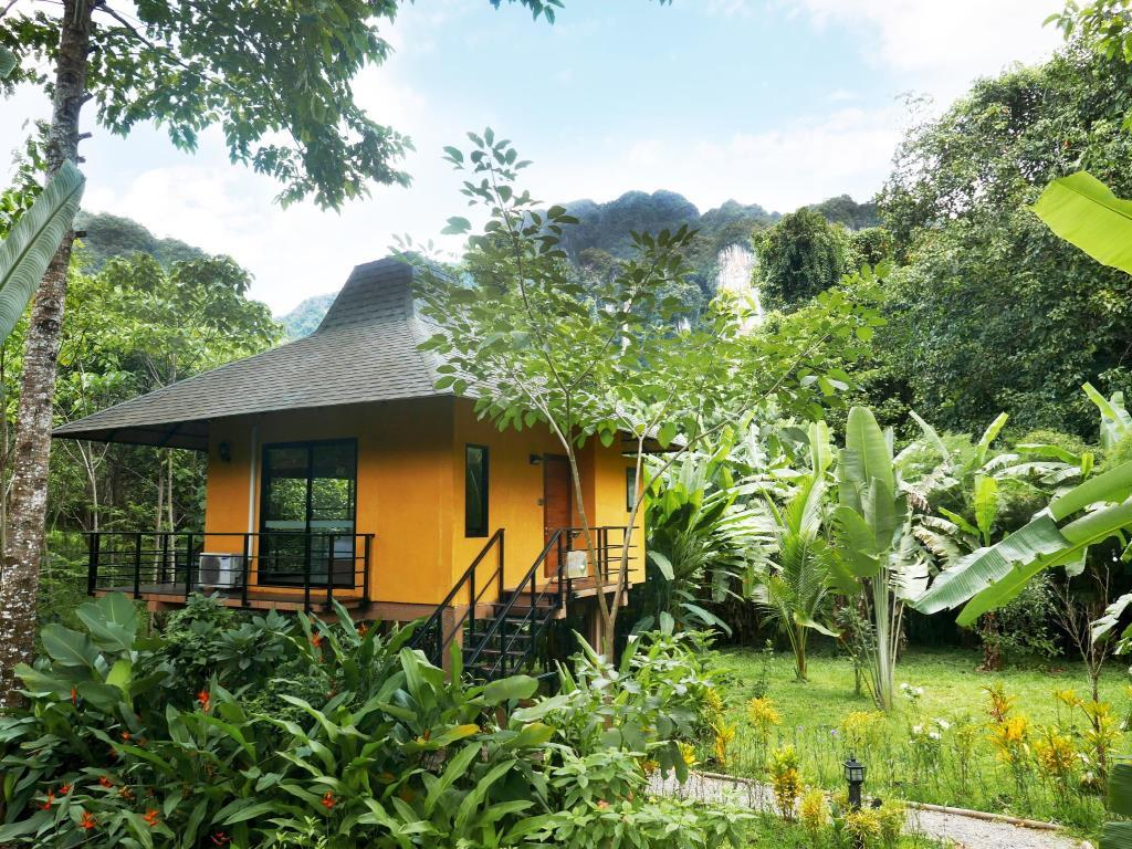 Anurak Lodge *** in Khao Sok-Nationalpark
