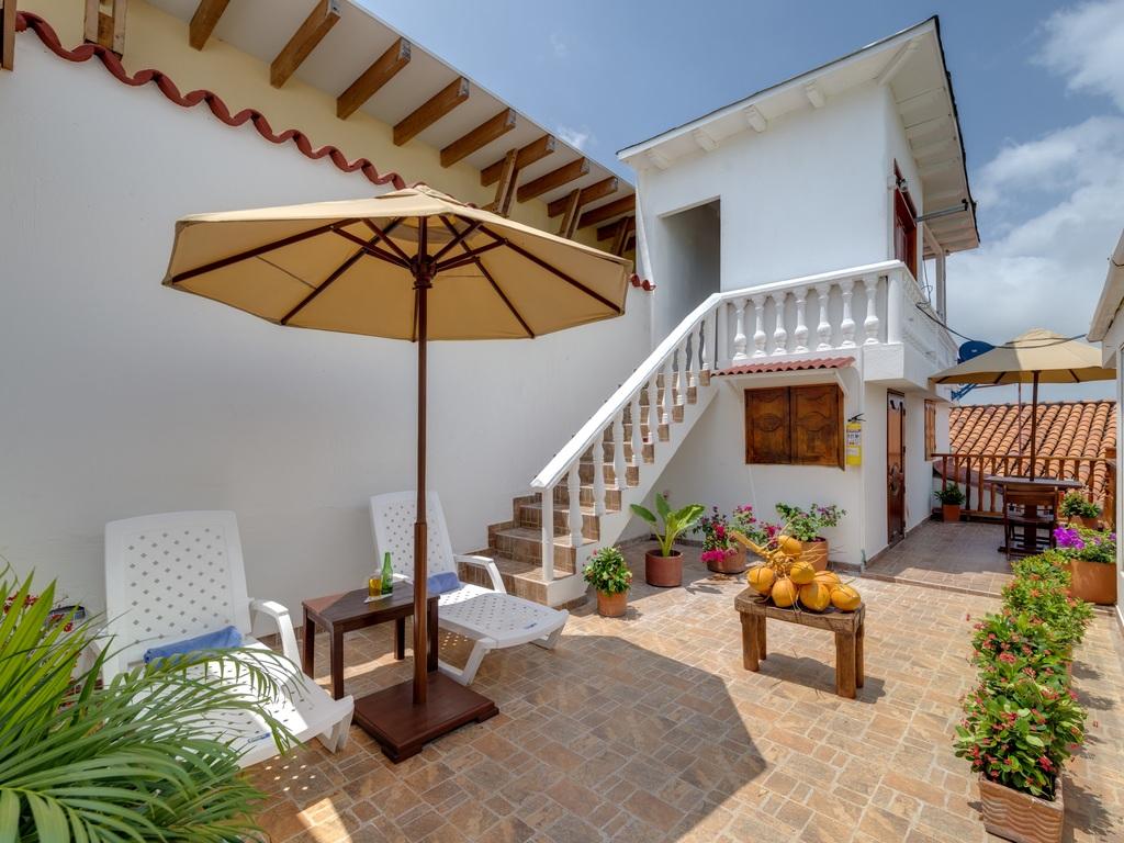 Hotel Casa del Curato *** in Cartagena