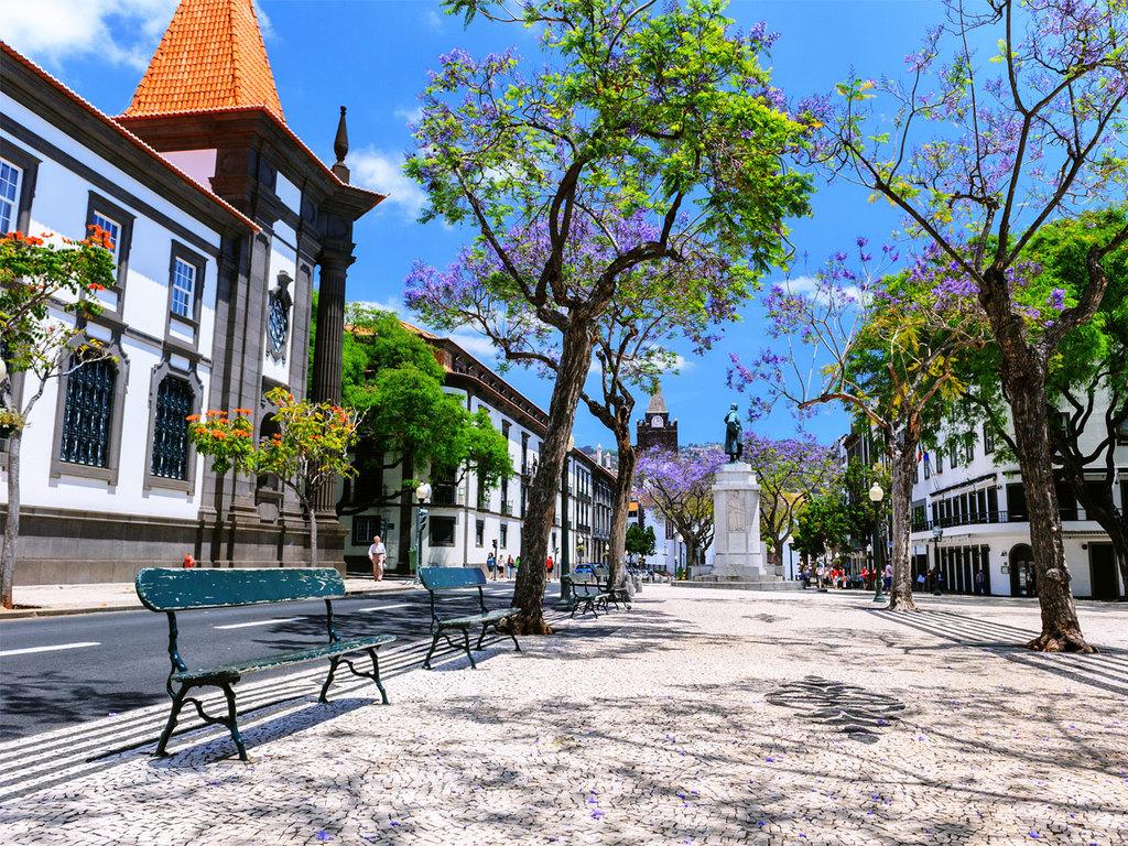 Funchal: Tag zur freien Verfügung und Möglichkeit zu einer Canyoning Tour (optional)