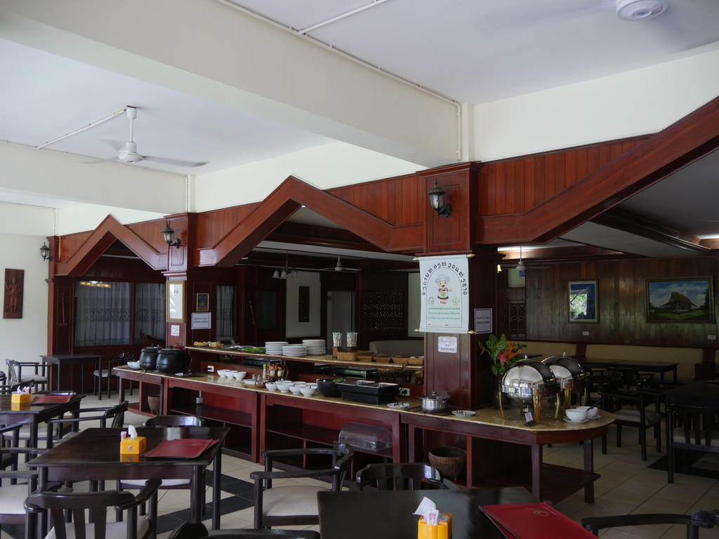 Hotel Vansana *** in Vang Vieng