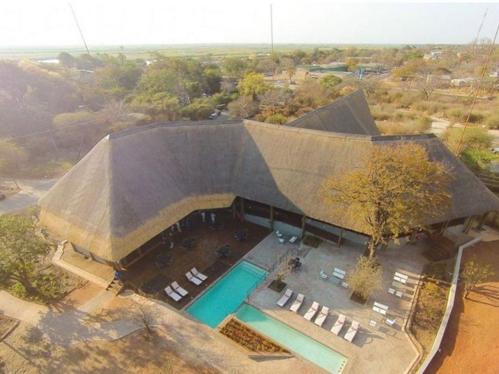 Chobe Bush Lodge **** in Chobe-Nationalpark