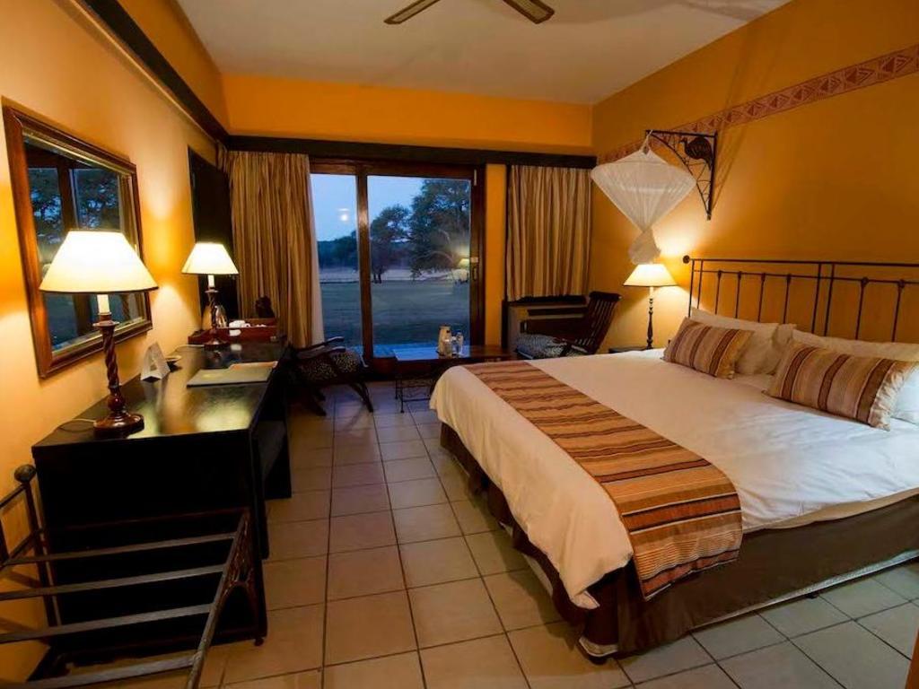 Hwange Safari Lodge *** am Hwange-Nationalpark
