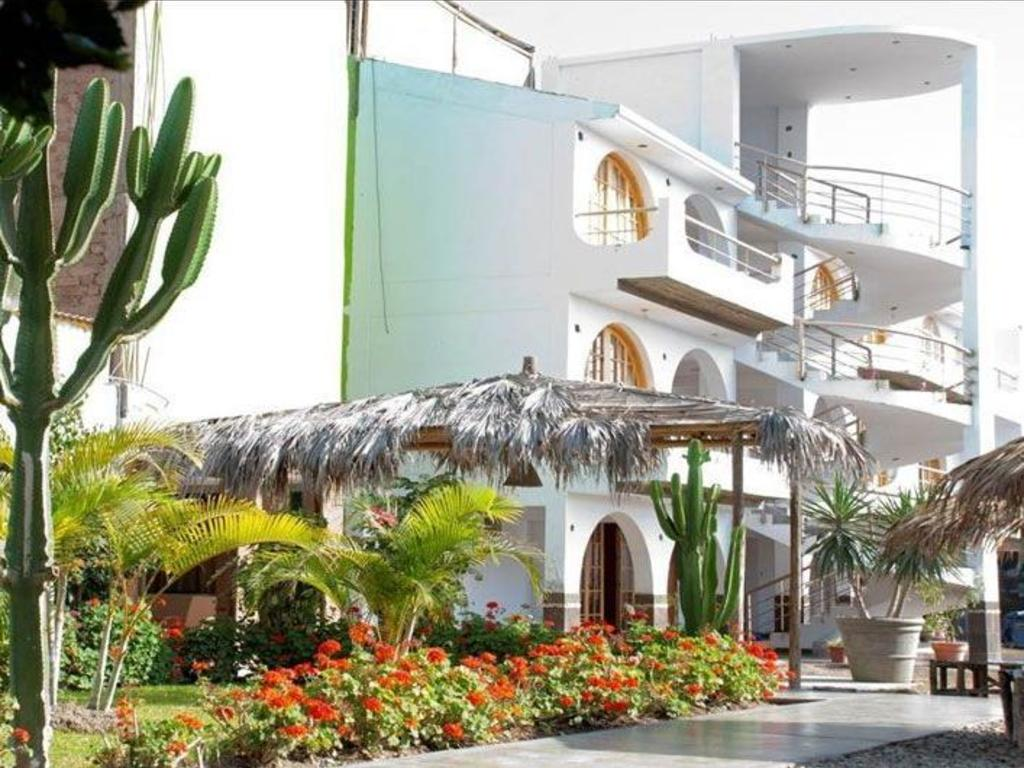 Hotel San Jorge Residencial *** in Pisco