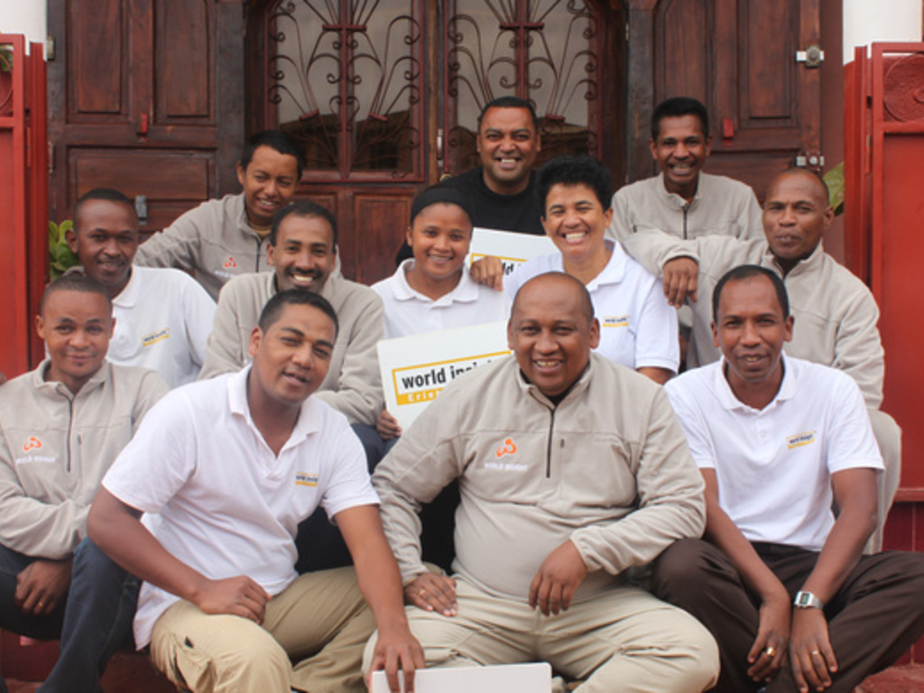 Unser Team in Madagaskar