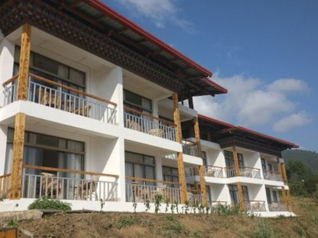 Zhingkham Resort **(*) in Punakha