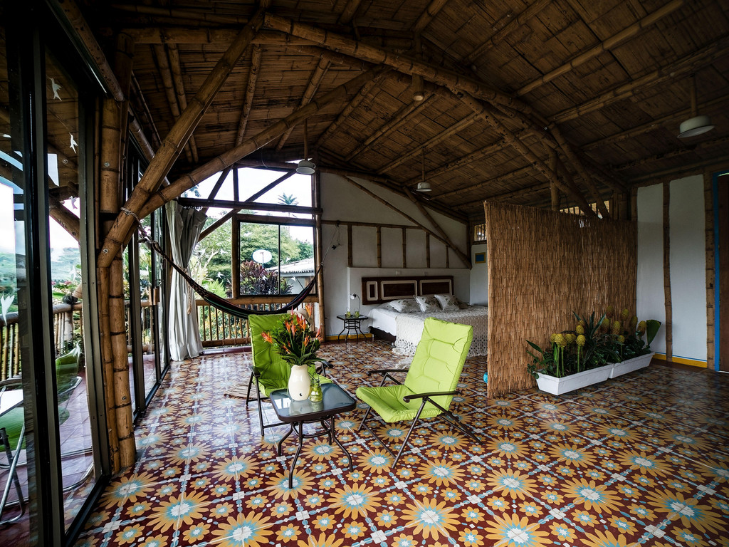 Hacienda Guayabal ** bei Manizales