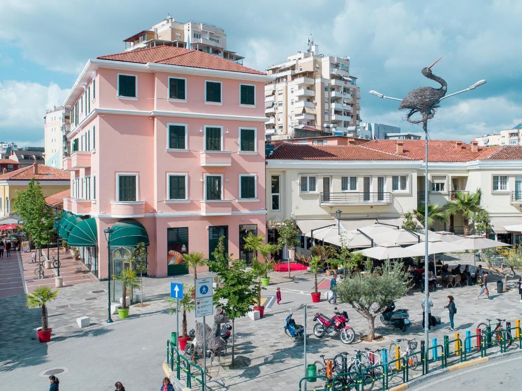 Boka **** in Tirana