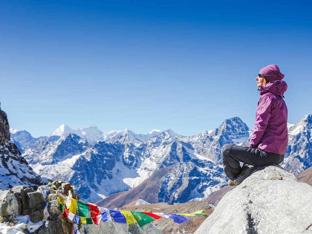 Trekking bis zum Annapurna Basecamp : von Deurali über Annapurna Basecamp bis zum Machapuchare Basecamp
