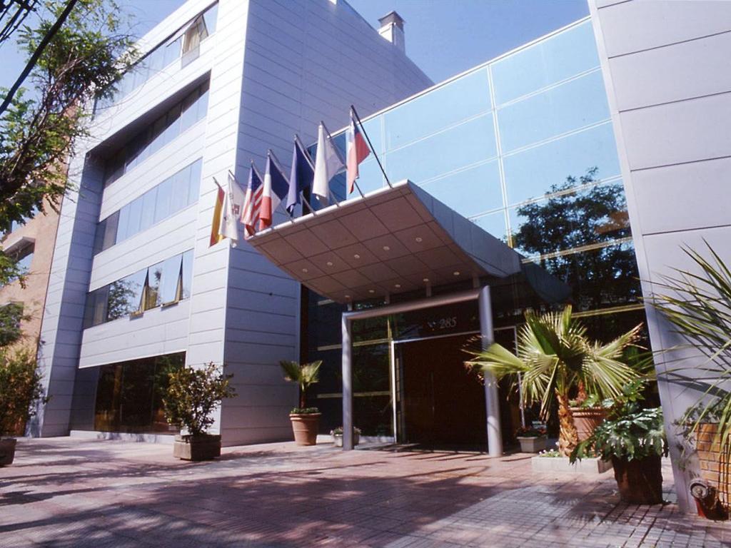 Hotel Eurotel *** in Santiago de Chile