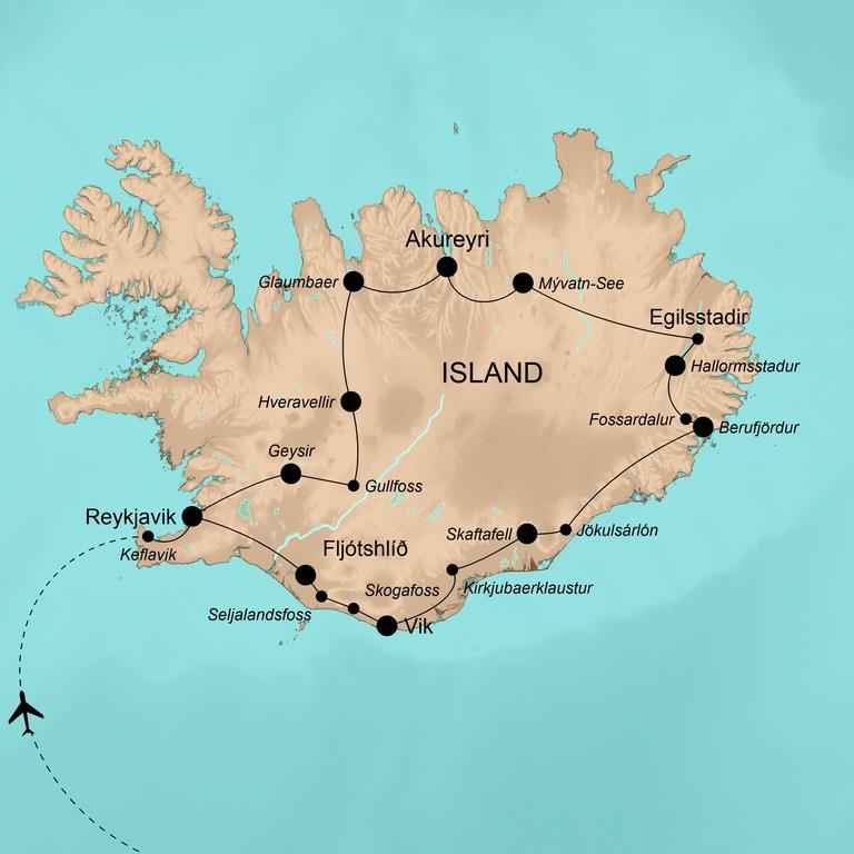 Island – Im Land der Elfen und Trolle