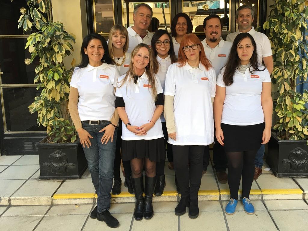 Unser Team in Argentinien