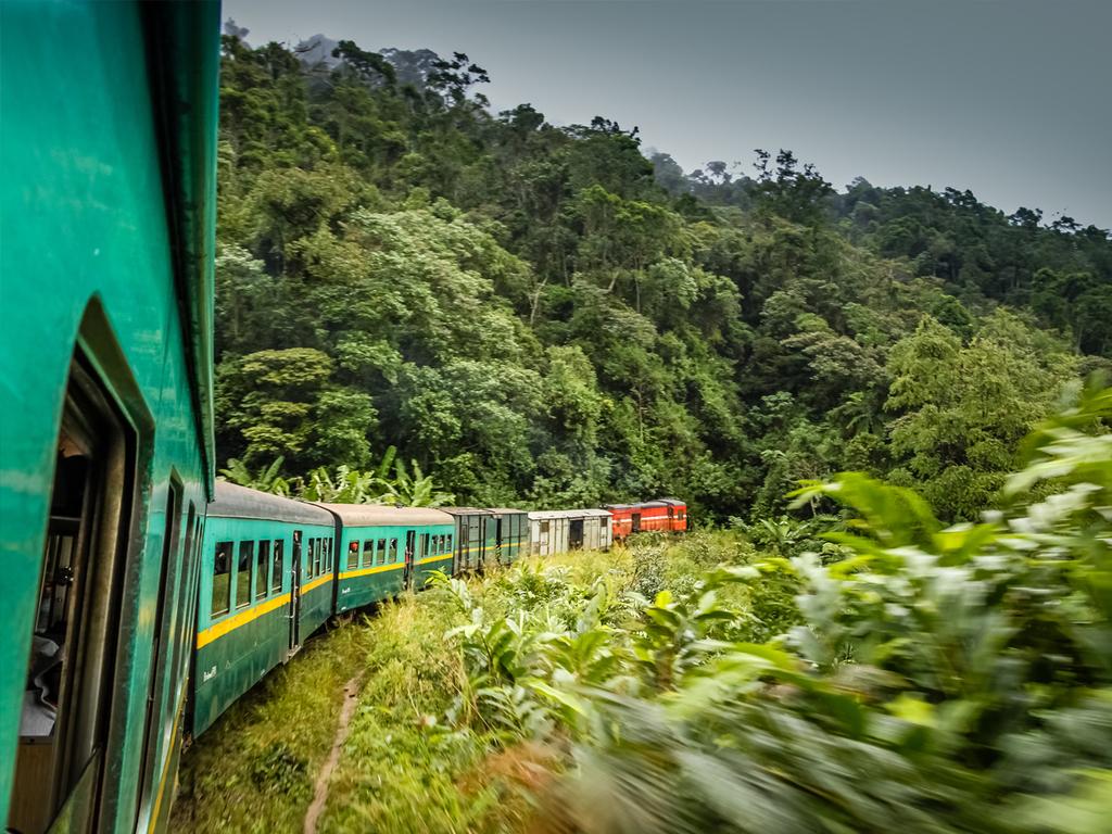 Sahambavy – Manakara : abenteuerliche Zugfahrt