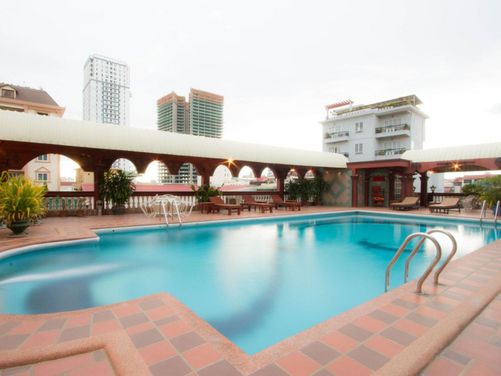 Hotel Goldiana *** in Phnom Penh
