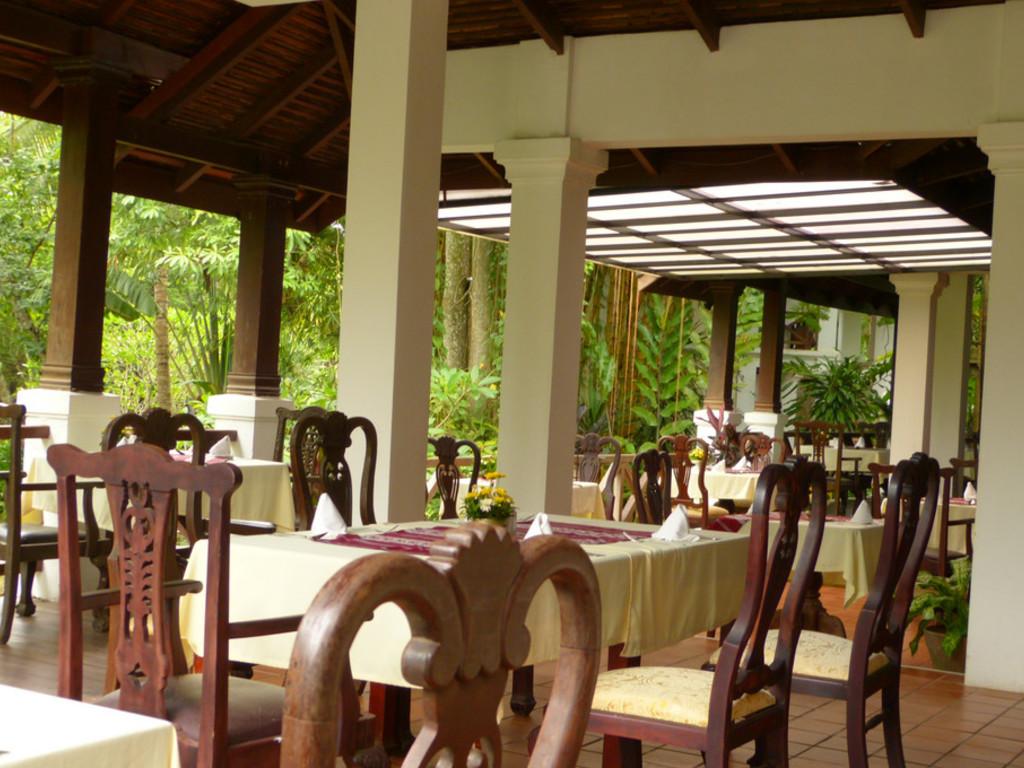 Villa Santi Resort **** in Luang Prabang