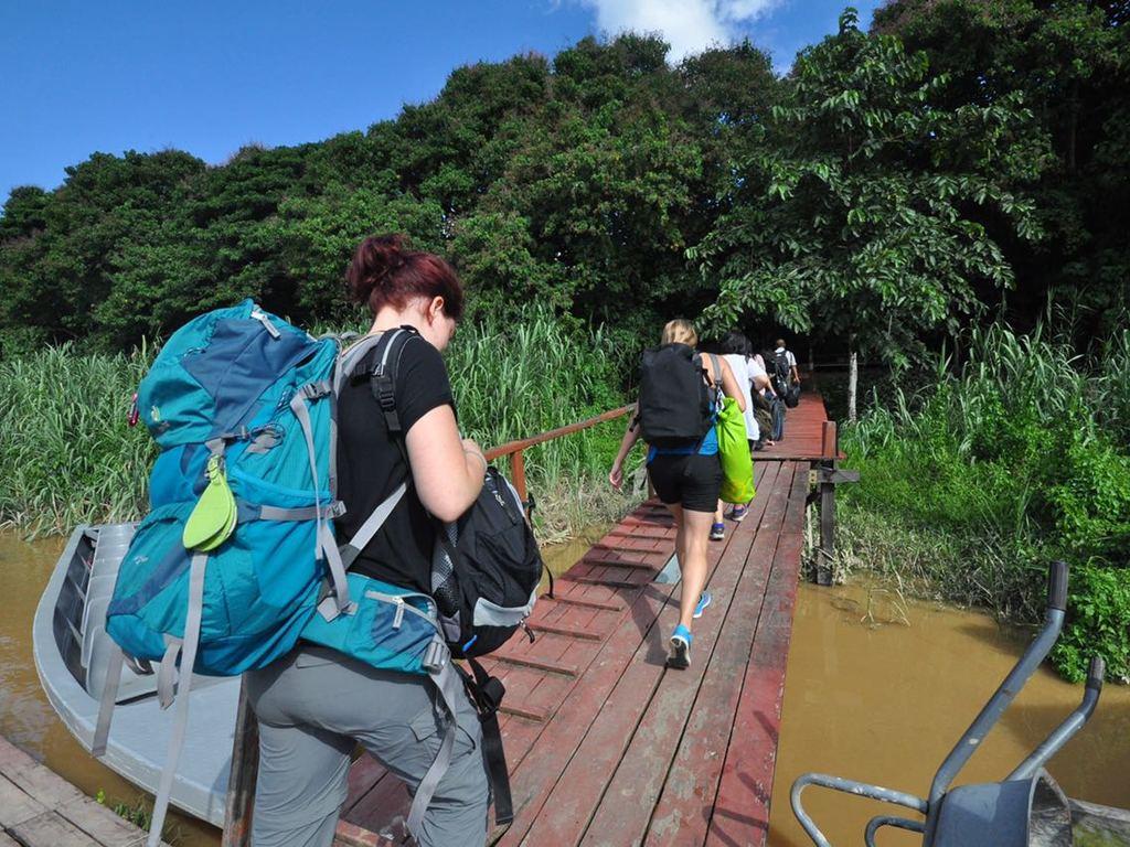 Nature Lodge  in Kinabatangan
